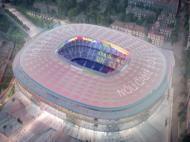 Camp Nou (imagem: Barcelona)