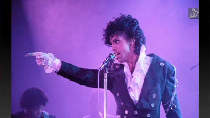 Um génio da música pop chamado Prince