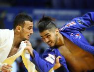 Europeus de judo (EPA)