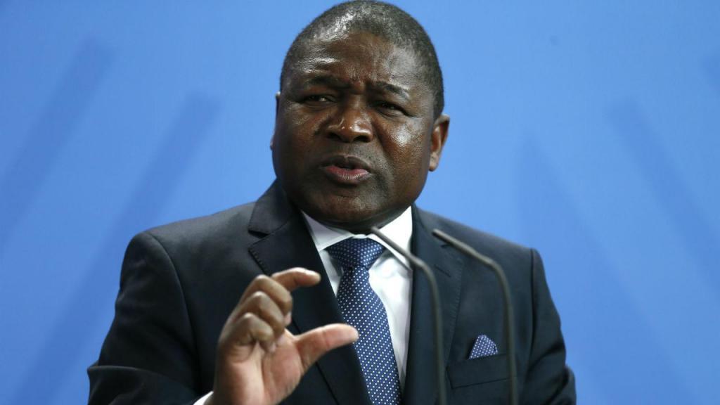 Presidente de Moçambique, Filipe Nyusi