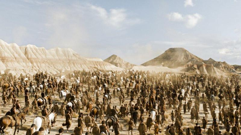 HBO revela 9 fotos do primeiro episódio da 6ª temporada de Game of Thrones