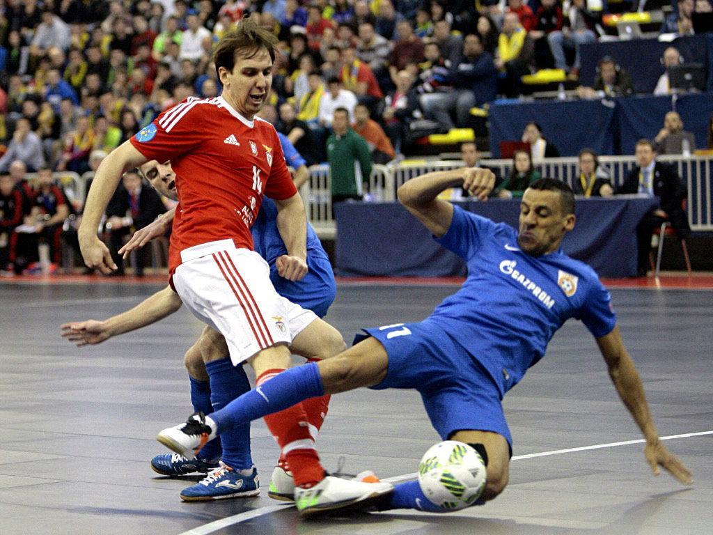Futsal: Benfica-Ugra