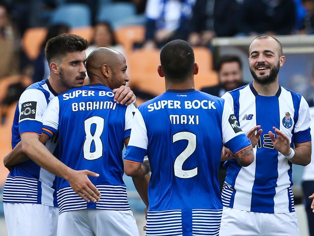 Académica-FC Porto (Lusa)
