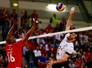 Voleibol: Benfica-Fonte do Bastardo