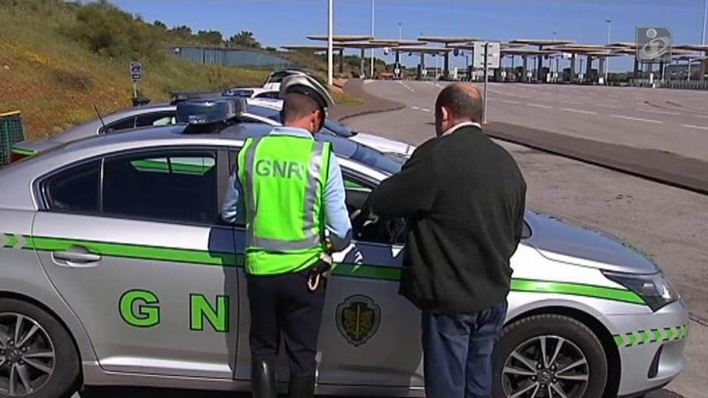 TVI acompanhou ação de fiscalização da GNR no Algarve