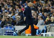 Zidane no Man City-Real Madrid (Reuters / Darren Staples)