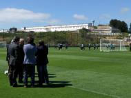 Seleção sub-17 prepara Europeu