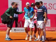 Estoril Open: João Sousa perde com Nicolás Almagro (LUSA)