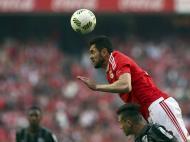 Benfica-V. Guimarães (Lusa)