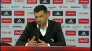«Portugal vinha abaixo se nós pontuássemos aqui»