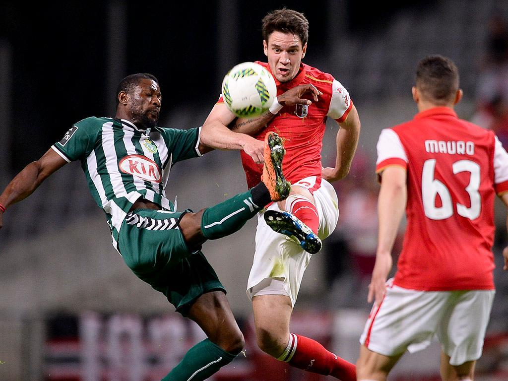 Sporting de Braga vs Vitória de Setubal (LUSA)
