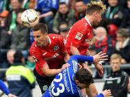 Hannover-Schalke (Lusa)