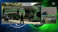 FC Porto-Sporting: os leões já estão no Dragão