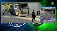 FC Porto-Sporting: autocarro dos «dragões» já chegou