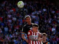 Atlético Madrid-Rayo Vallecano (Reuters)