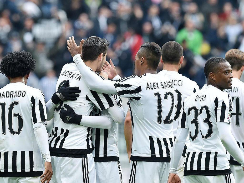 Juventus-Carpi (Alessandro di Marco/EPA)