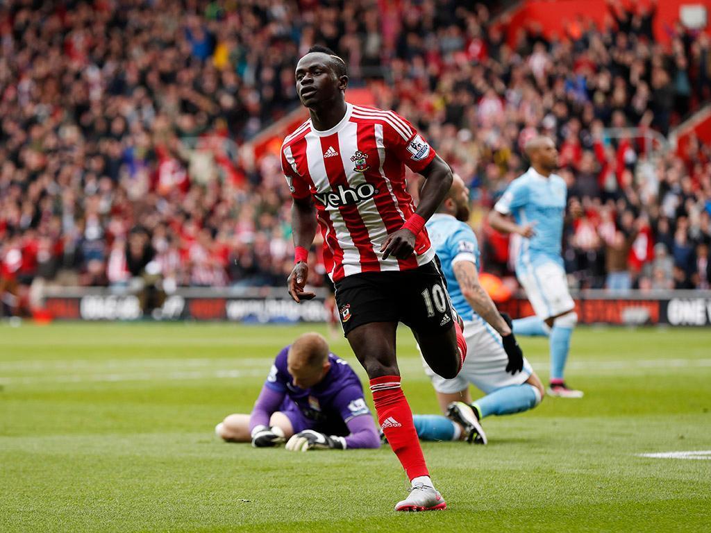 Southampton-Manchester City (Reuters)