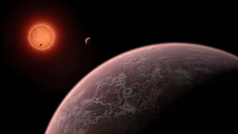 Descobertos três pequenos planetas fora do sistema solar