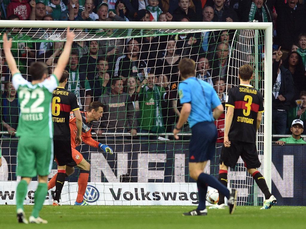 Werder Bremen-Estugarda
