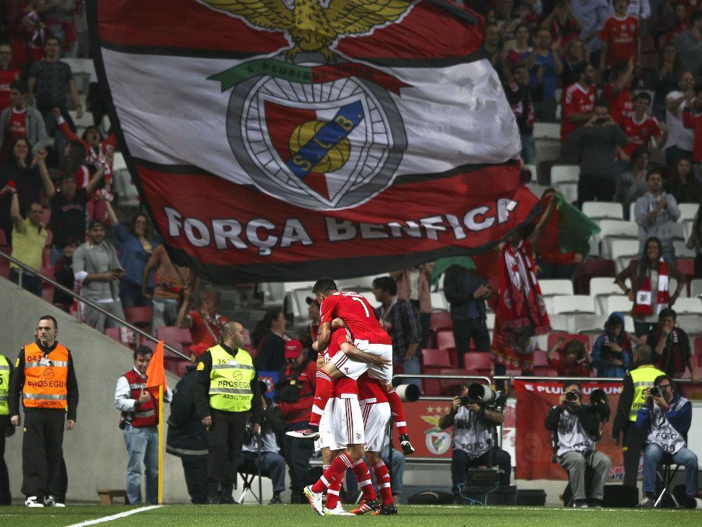 Benfica-Sp- Braga