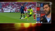 «Houve uma clara tendência em não nos chegar à baliza do Benfica»