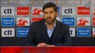 Paulo Fonseca garante «melhor equipa» com Académica e Sporting