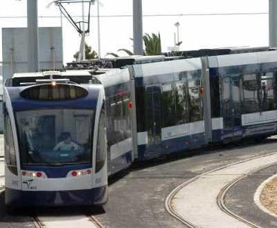 Metro Sul do Tejo já circula (João Relvas/LUSA)