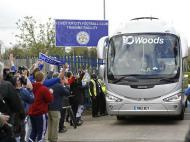 Leicester Autocarro