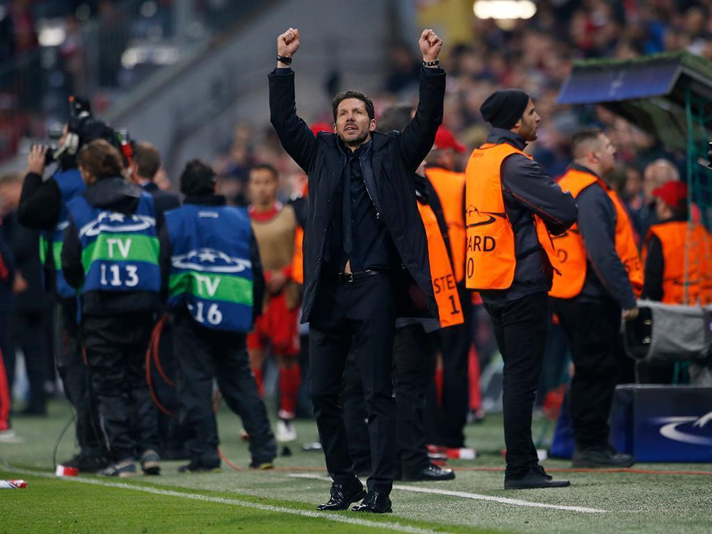 Bayern Munique-Atlético Madrid (Reuters)