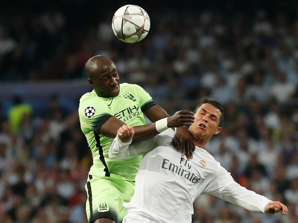 Real Madrid-Manchester City (Reuters)