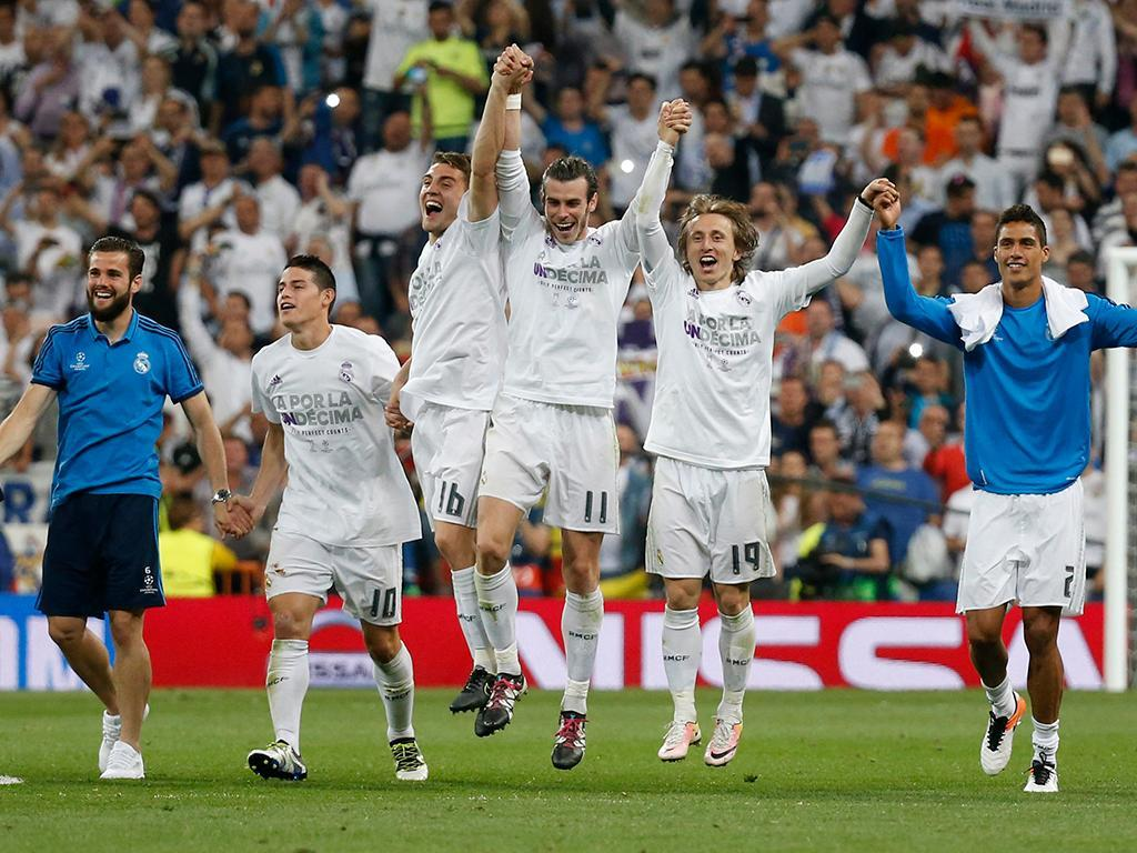Real Madrid (Reuters)