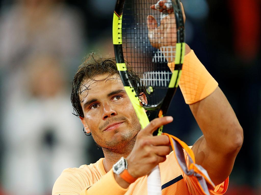 Open de Madrid (Reuters)