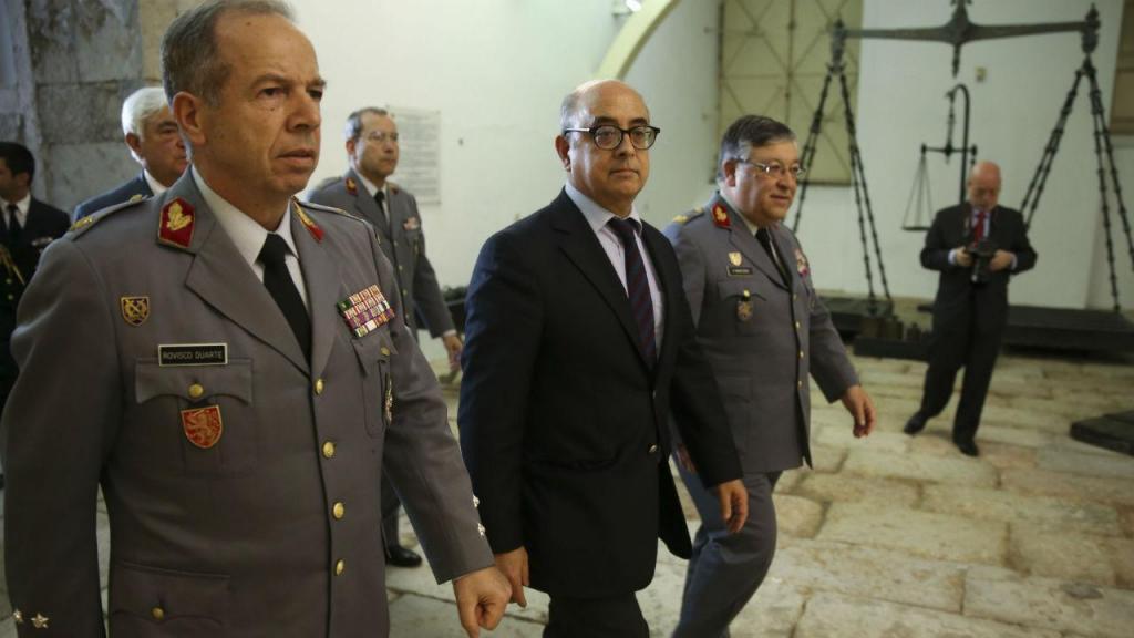 Rovisco Duarte, Azeredo Lopes e Artur Monteiro