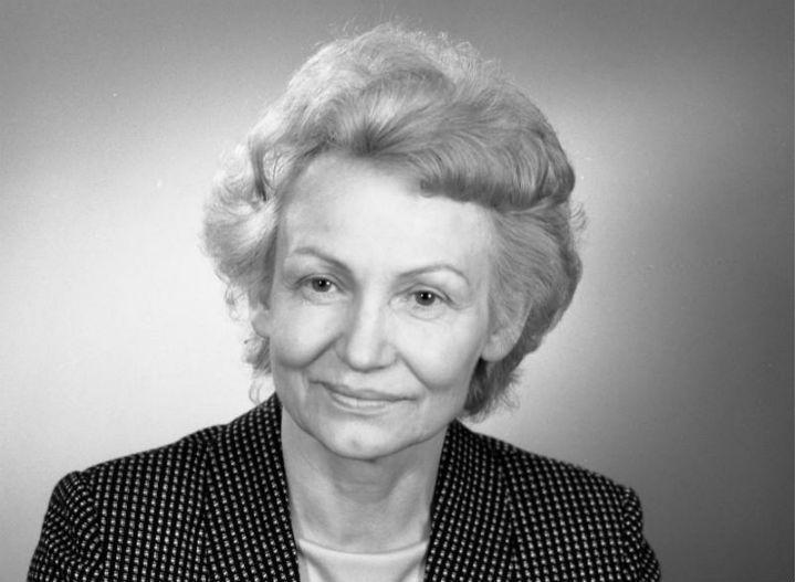 Margot Honecker [Reprodução: Wikipedia]
