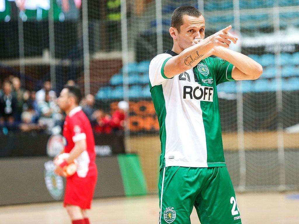 Futsal: Sporting-Olivais (Diogo Pinto/ FPF)
