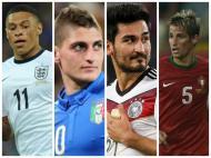 Euro 2016: lesionados