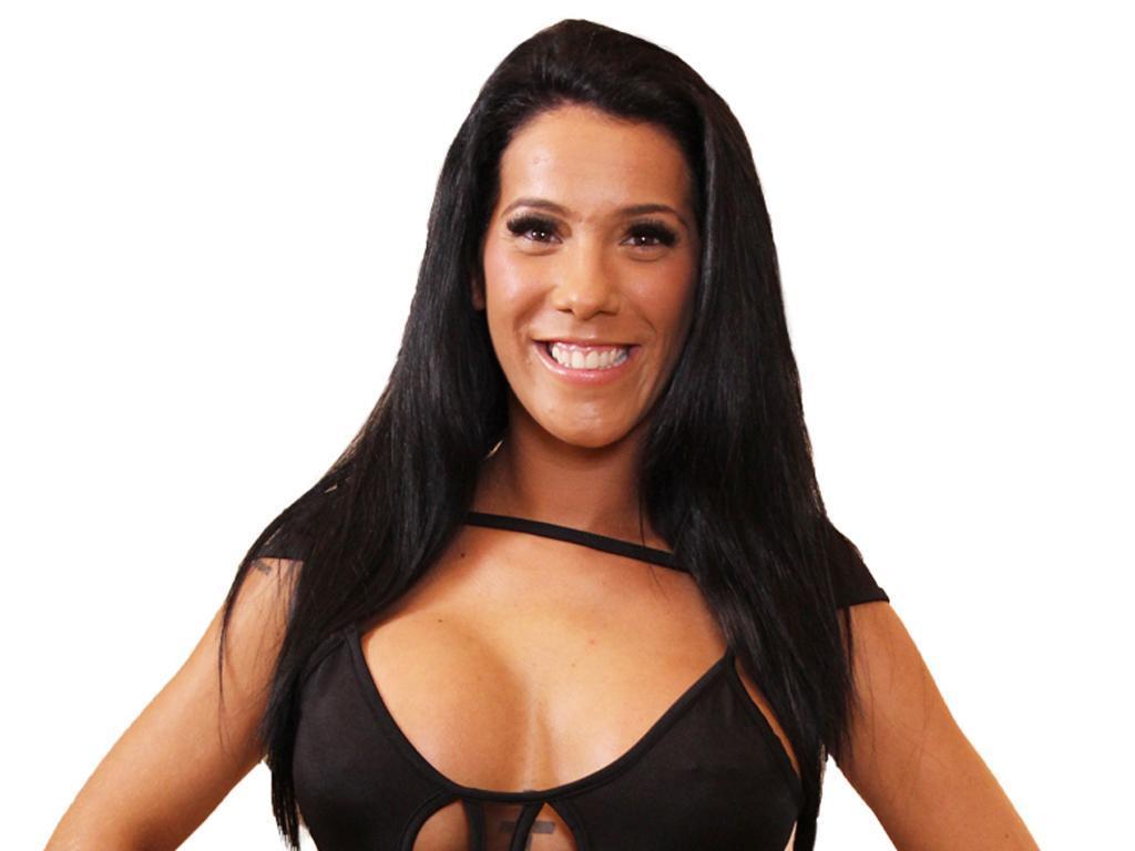 Andreia Machado, grávida e feliz!