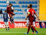 Sub-17: Portugal-Escócia (Fotos: André Sanano/FPF)
