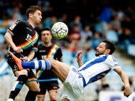 Real Sociedad-Rayo Vallecano (Lusa)