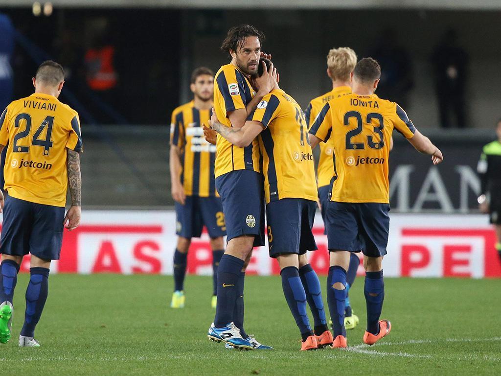 Verona-Juventus (Lusa)