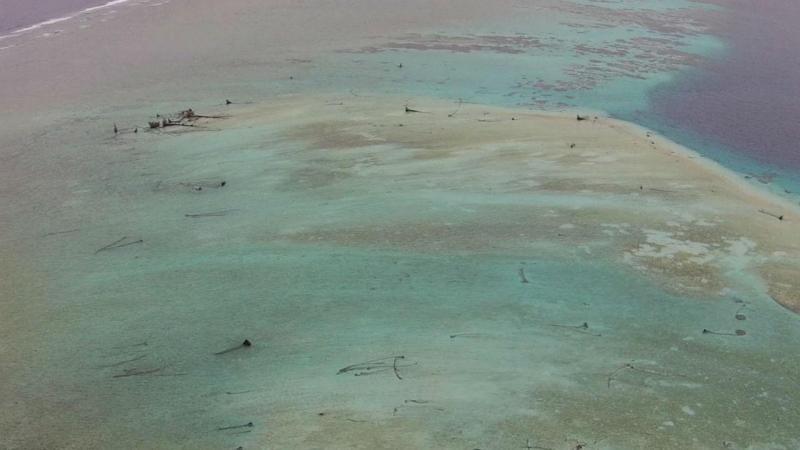 Ilhas Salomão estão a desaparecer