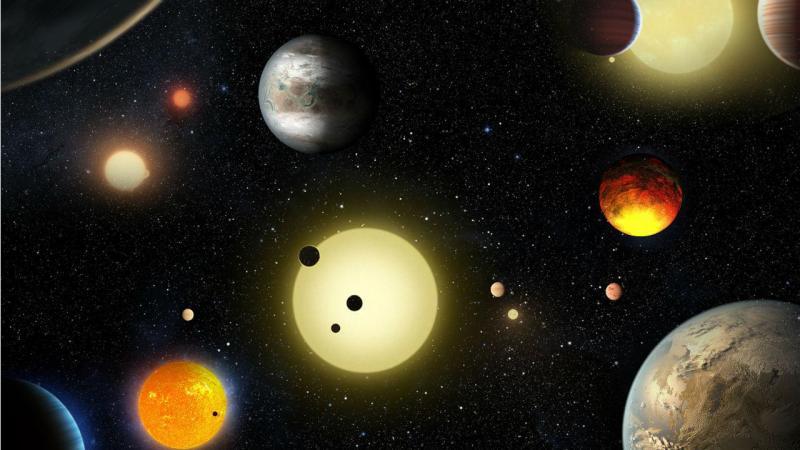 Detetada mensagem proveniente de um sistema estelar