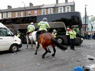 Autocarro do Manchester United (Reuters)
