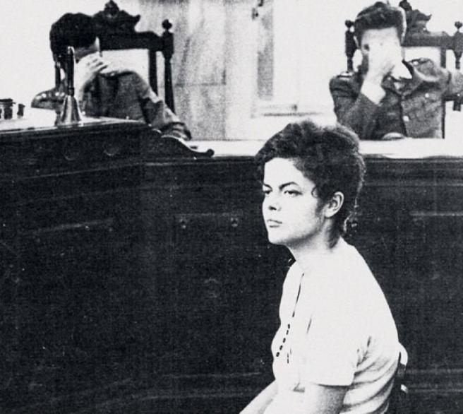 Jovem Dilma
