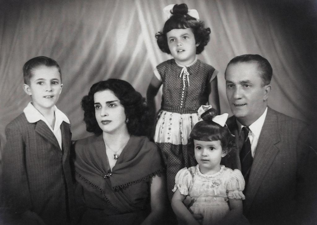 Família Dilma