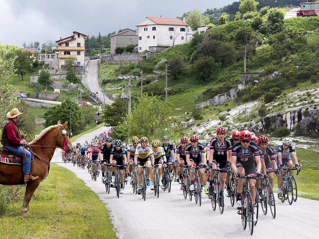 Giro de Itália (Lusa)