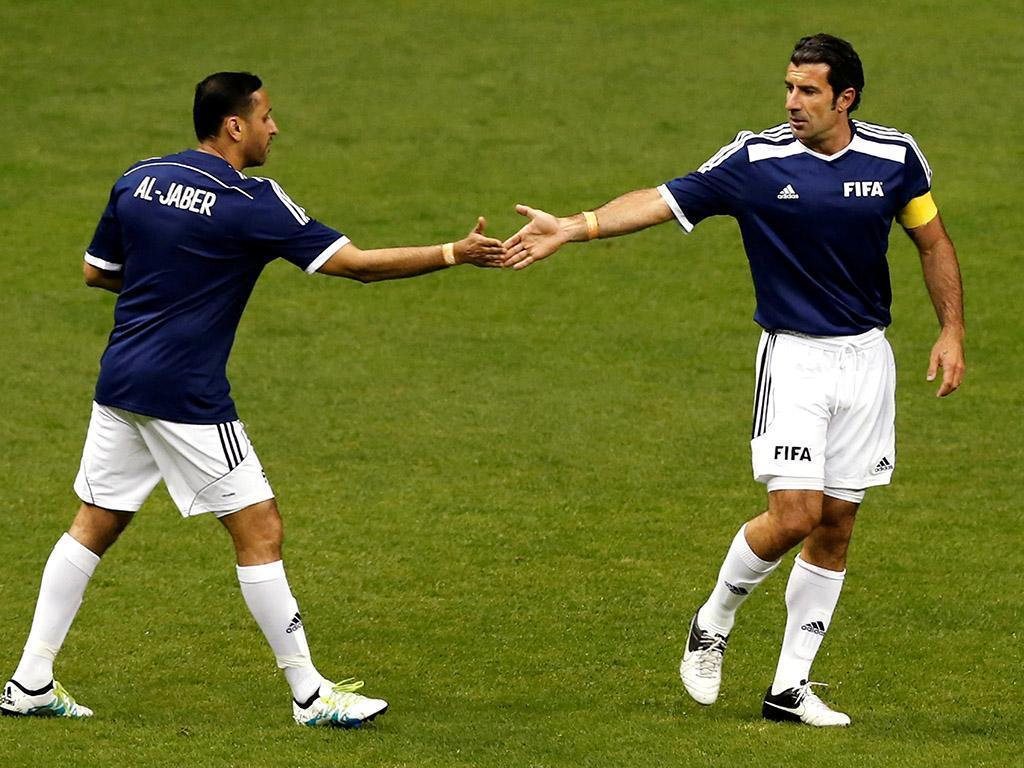 Mexico All Stars-FIFA Legends (Reuters)