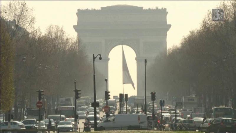 OMS estima que 7 mil pessoas morrem prematuramente devido a ar poluido