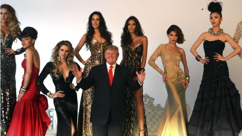 Donald Trump em 2011