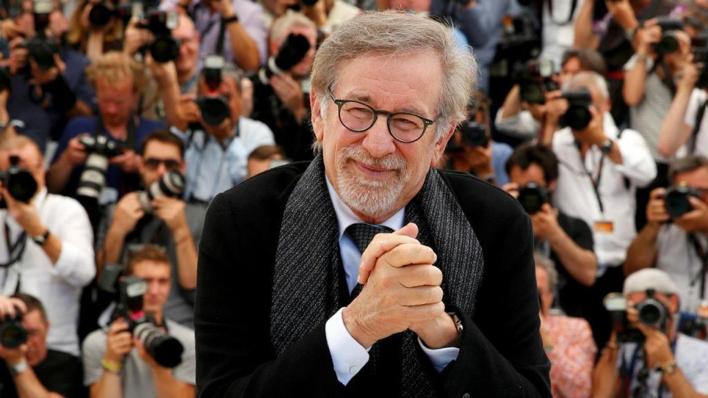 Steven Spielberg no Festival de Cannes 2016